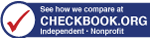 Checkbook.org logo