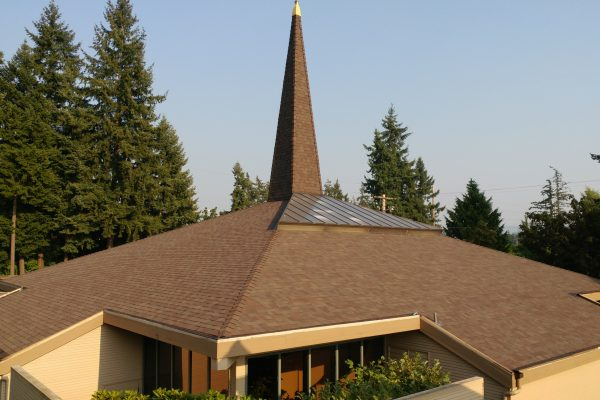 Church Composition Roof