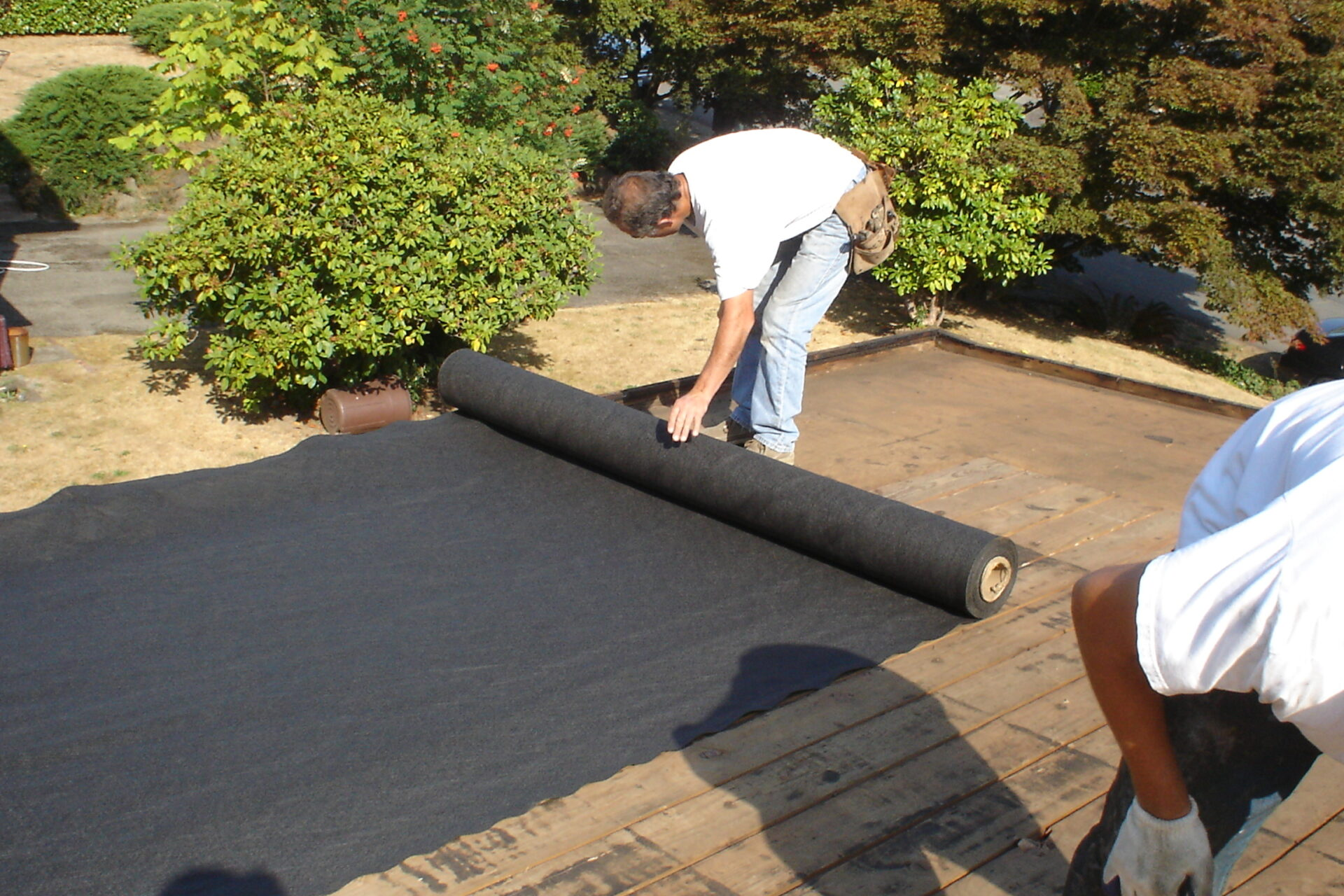 Pvc Membrane Roofing Installation Anderson Roof Issaquah