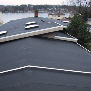 Torch Down Roofing Installation and Repair