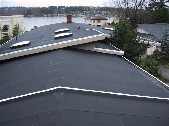 Flat Roofing in Issaquah