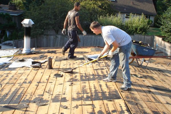 Roofing Contractors for Flat Roof