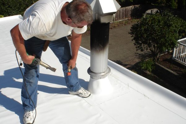 Issaquah PVC Membrane Roofing