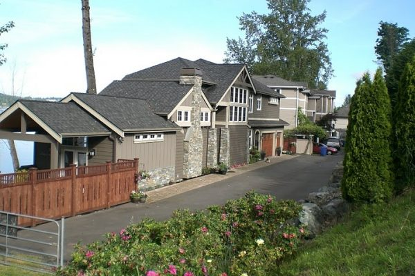 Puget Sound Composition Roofing Installers